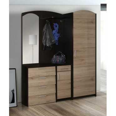 Garderoba z szafą IZA 12 kolorów
