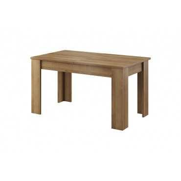 Stół rozkładany  SKY (KEY) dąb riviera 140-180