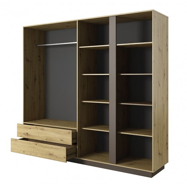 Szafa ARCO 220 szuflady artisan
