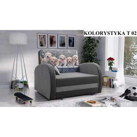 Sofa Amerykanka TOLA 1 rozkładana