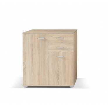 Komoda MIKE II 71cm, 6 kolorów szuflady