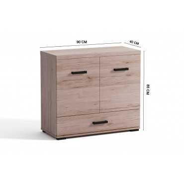 Komoda K1 z szufladą 90cm szafka