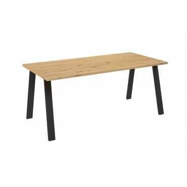 Stół industrialny 185x90 LEO 3kolory