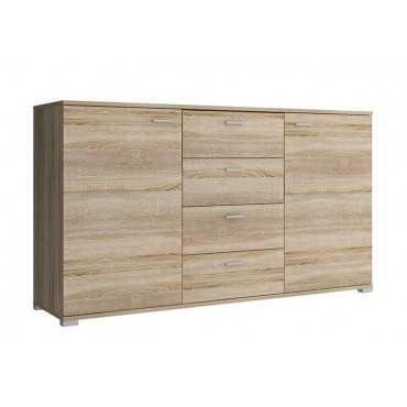 Komoda 150 szuflady + szafka sonoma